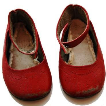 zapatos rojos 1