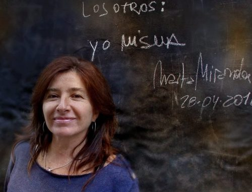 Marta Miranda Foto Javier Rotella